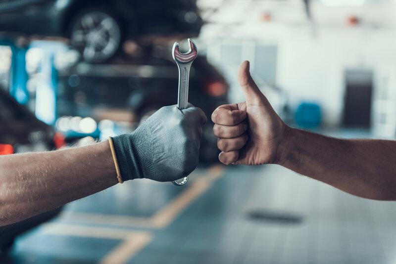 Garage Inspection in Hamilton